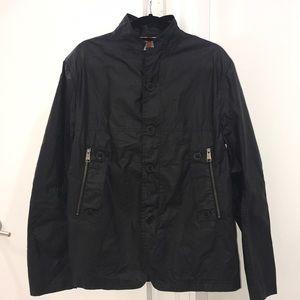 J. LINDEBERG waxed jacket